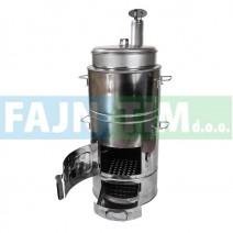 Kotel za kuhanje inox 25l FT