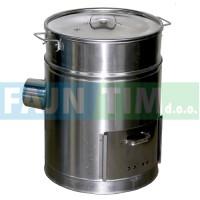 Kotel za kuhanje inox 50 litrov FT