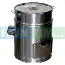 Kotel za kuhanje inox 40 litrov FT