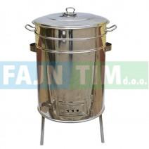 Kotel za kuhanje inox 20 l FT