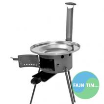 Kotel za peko,  žar na oglje - Kotlovina LS fi 470 mm ŽAR